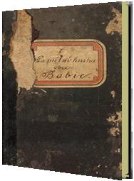 BABICE I. PAMĚTNÍ KNIHA 1910 - 1936