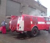 02.03.2011 JSDHO BABICE - Přestavba hasičského vozu