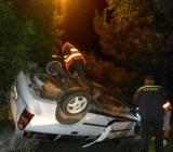 12.09.2013 JSDHO BABICE - Zásah hasičů při autohavárii