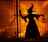 Lampiónový průvod a Halloween 2016