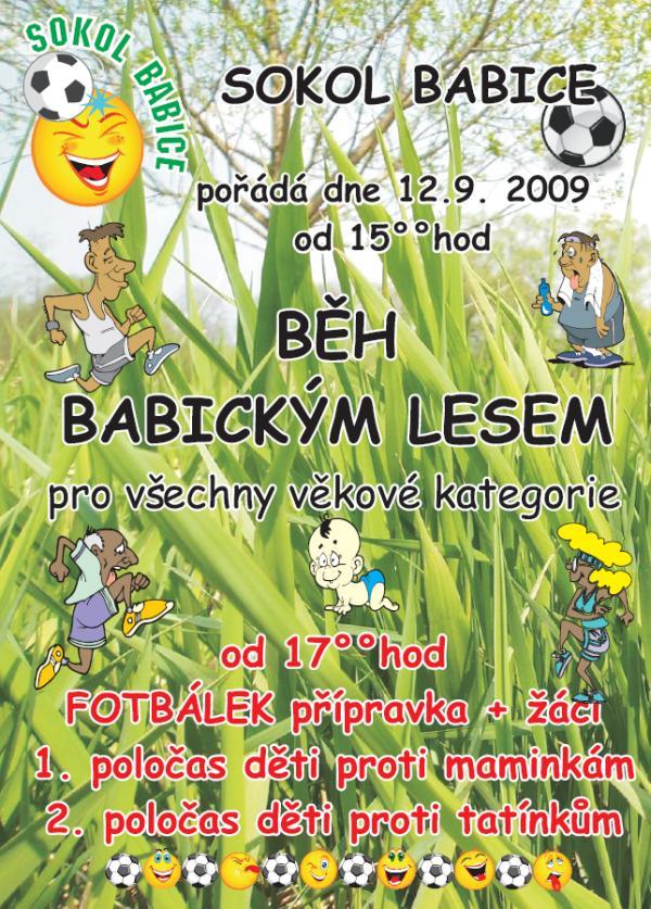 Beh_Babickym_lesem_2009