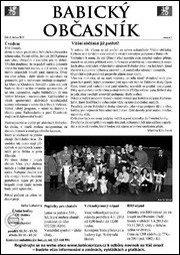 Občasník 1/2013