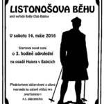 Listonosuv_beh